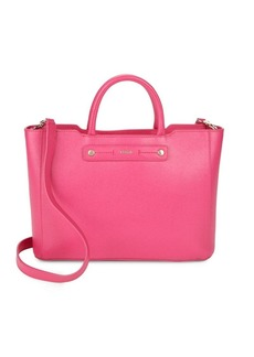 Furla Linda Textured Leather Tote