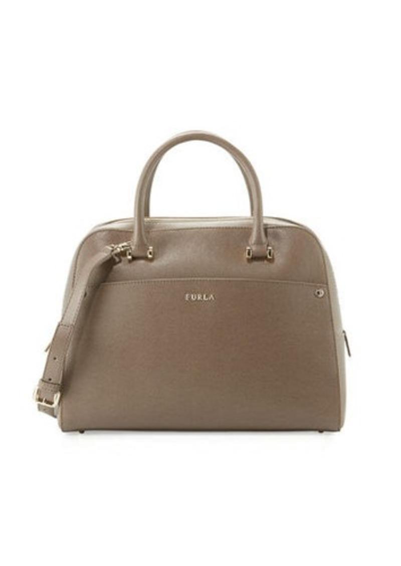 9cc5c8fb5cc7 SALE! Furla Furla Margot Medium Leather Satchel Bag