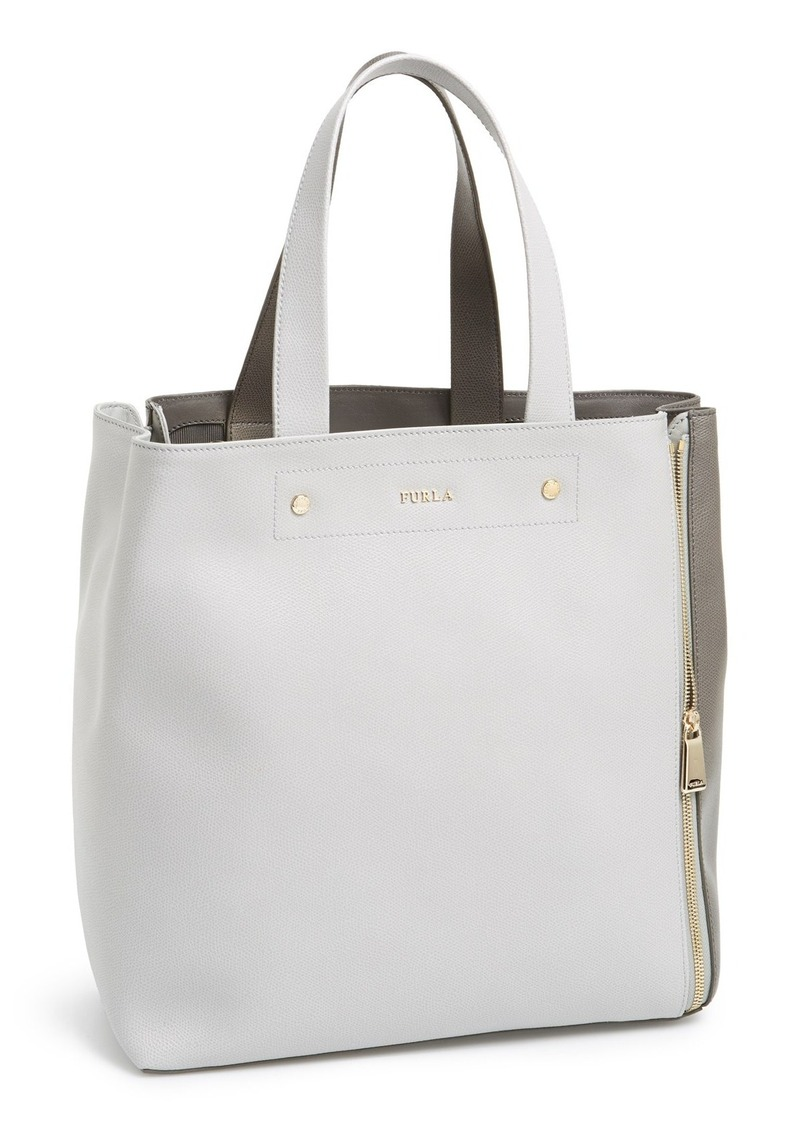 furla furla 39 medium musa 39 leather tote handbags shop it to me. Black Bedroom Furniture Sets. Home Design Ideas