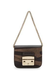 Furla Metropolis Mini Leather Bag