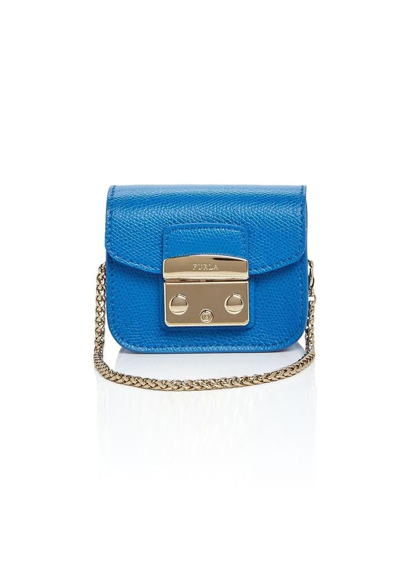 Great Deals Online Furla Metropolis mini pouch Countdown Package Cheap Online Online Shopping Really Cheap J9hrpE