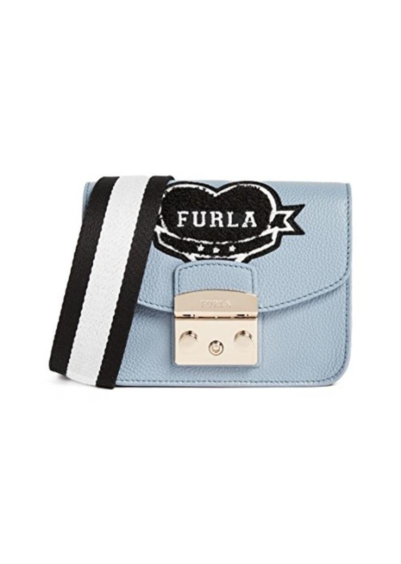 On Sale Today Furla Metropolis Post Mini Cross Body Bag