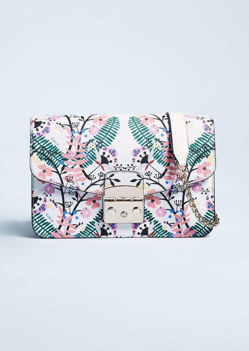 31b5d05ee20a7 Furla Furla Metropolis Small Lavanda Shoulder Bag