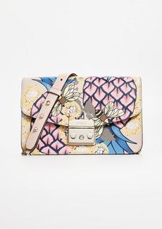 Furla Metropolis Small Pineapple Shoulder Bag