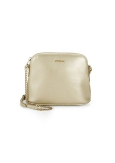 Furla Miky Leather Crossbody Pouch Bag