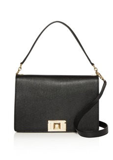 Furla Mimi Medium Leather Shoulder Bag