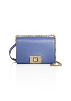 Furla Mimi Mini Leather Convertible Crossbody