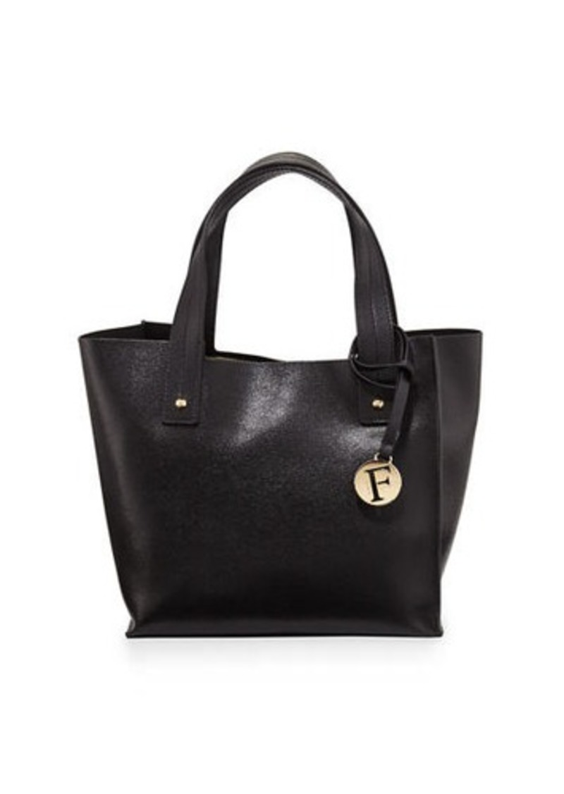Furla Muse Small Leather Tote Bag