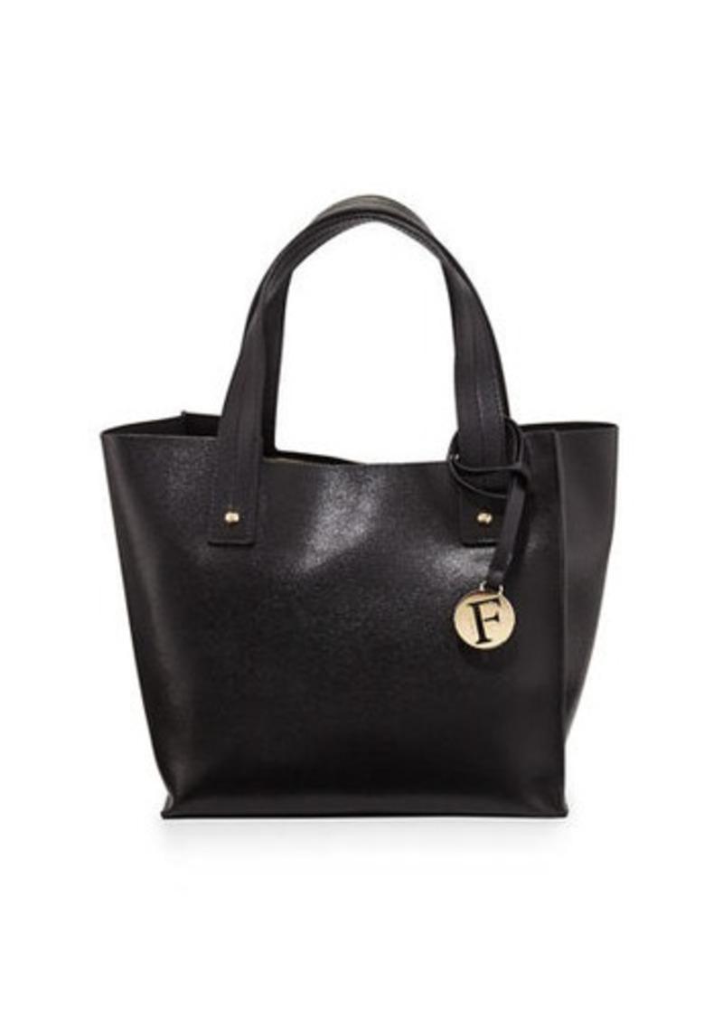 Furla Furla Muse Small Leather Tote Bag Handbags