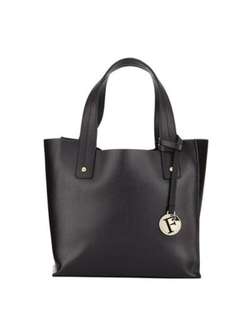 Furla Muse Small Saffiano Leather Tote Bag