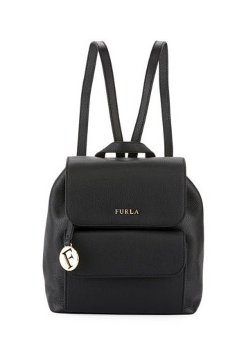 84f3bcaf64 Furla Furla Noemi Mini Leather Backpack