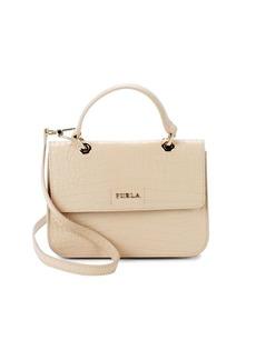 Furla Ottavia Leather Top Handle Bag