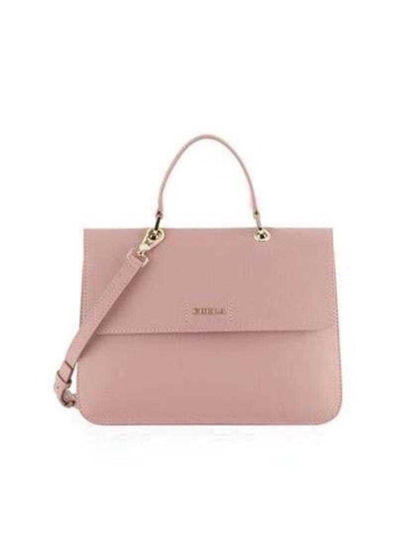 1a76317a8e42 Furla Furla Ottavia Medium Leather Top-Handle Bag