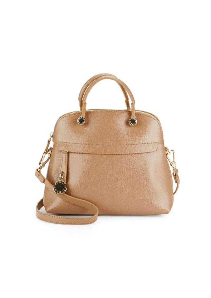 furla furla piper dome satchel handbags shop it to me. Black Bedroom Furniture Sets. Home Design Ideas