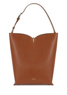 Furla Ribbon Medium Leather Hobo Bag