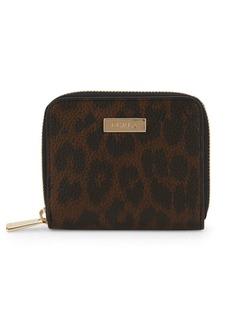 Furla Ritzy Leather Zip Around Wallet