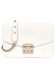 Furla Small Metropolis Leather Crossbody Bag
