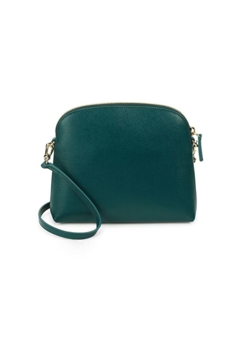 Furla Studded Leather Crossbody Mini Bag