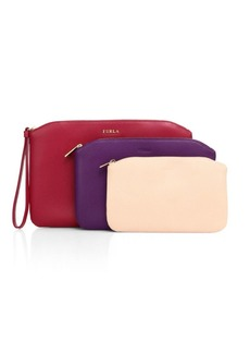 Furla Venere Cosmetic Cases/Set of 3