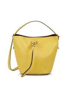 Furla Vittoria Drawstring Bucket Bag