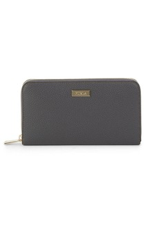 Furla Zip-Around Leather Wallet