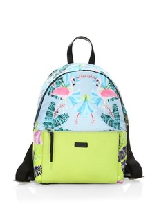 Furla Giudecca Flamingo Backpack