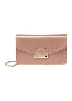 Furla Julia Small Leather Pochette Shoulder Bag