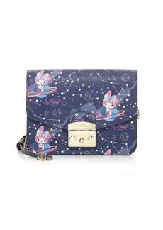 Furla Kitty Leather Crossbody Bag