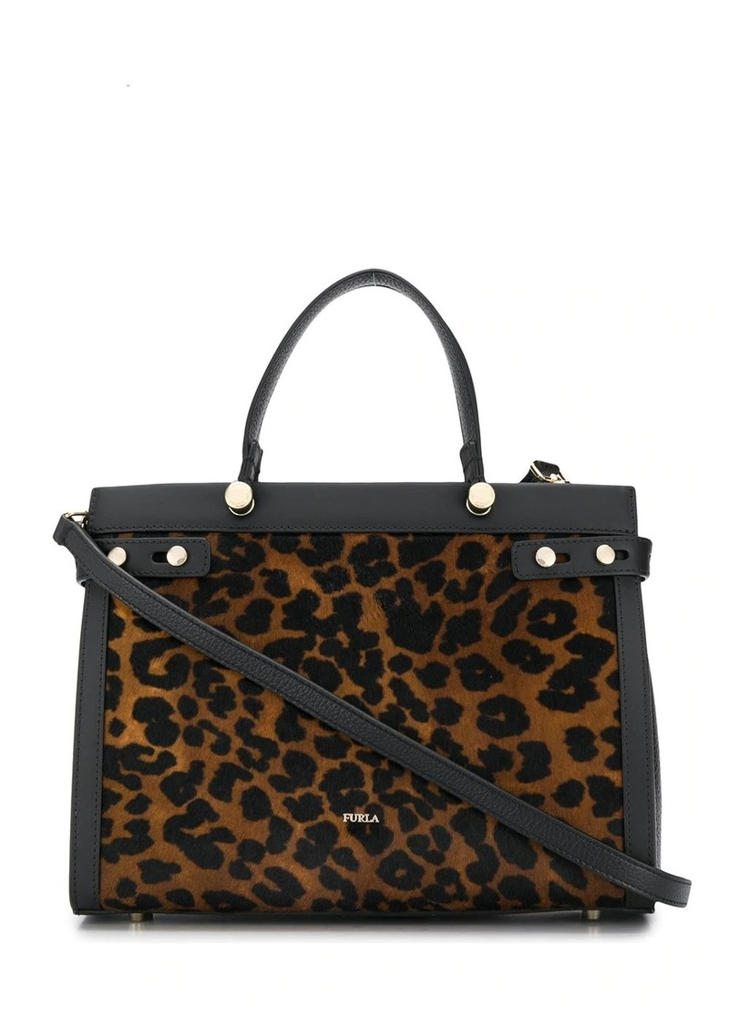Furla Lady M medium tote