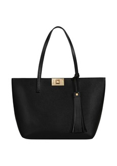 Furla Medium Net Leather Tote