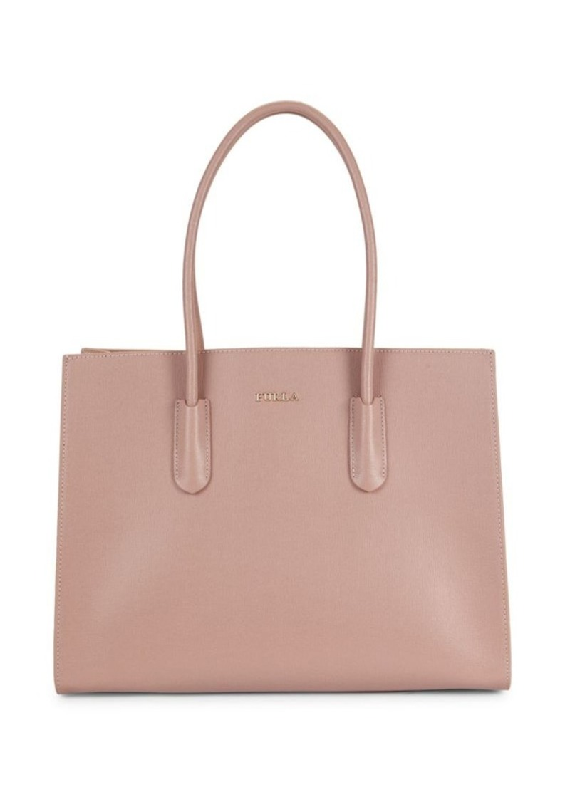 Furla Leather Tote