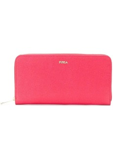 Furla long Babylon zip around wallet
