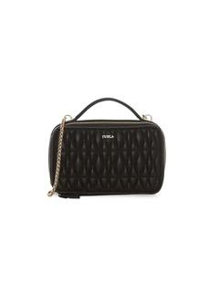 Furla Medium Cometa Quilted Leather Crossbody Bag