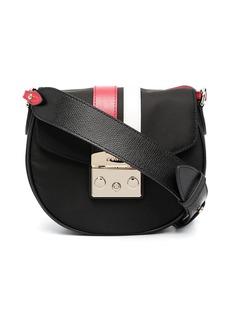 Furla Metropolis stripe-detail crossbody bag