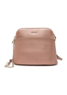 Furla Miky XL Leather Crossbody Pouch