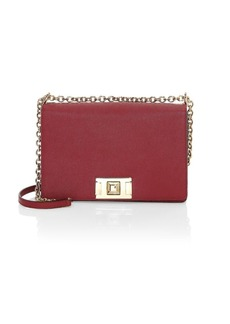 Furla Mimi Leather Crossbody Bag