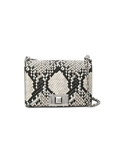 Furla Mimi snake-effect shoulder bag