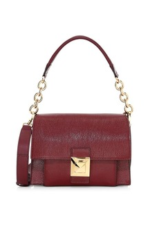 Furla Mini Diva Leather Shoulder Bag