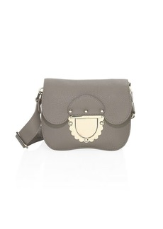 Furla Mini Ducale Leather Crossbody Bag