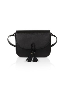Mini Furla 1927 Leather Crossbody Bag