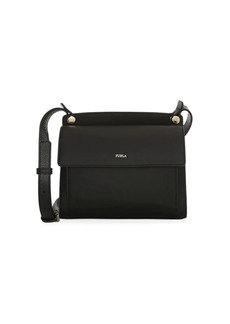 Furla Mini Lady Leather Crossbody Bag