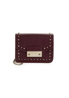 Furla Mini Julia Leather Crossbody Bag