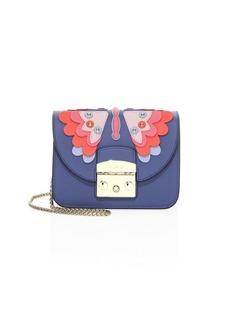 Furla Mini Metropolis Papillon Crossbody Bag