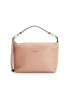 Furla Moonstone Leather Crossbody Bag