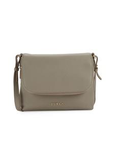 Furla Sabbia Leather Crossbody Bag