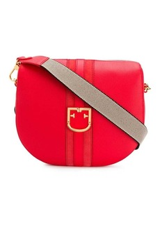 Furla saddle shoulder bag