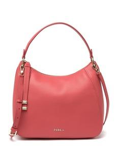 Furla Sienna Leather Hobo Bag