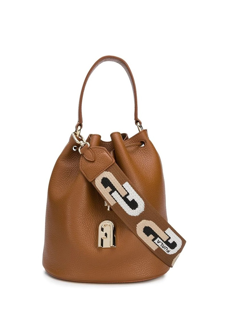 Furla Sleek bucket bag