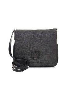 Furla Small Dea Leather Crossbody Bag