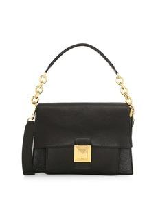 Furla Small Diva Leather Shoulder Bag
